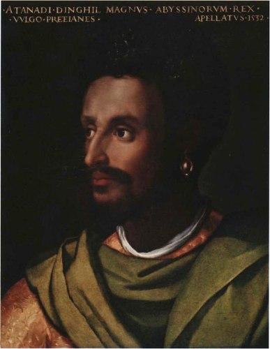 Africa Emperador Etiope