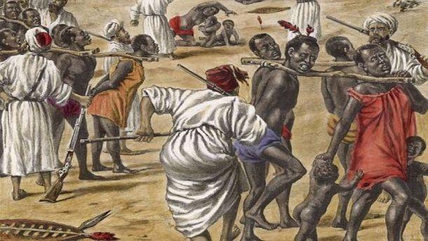arabes esclavizan africanos 2