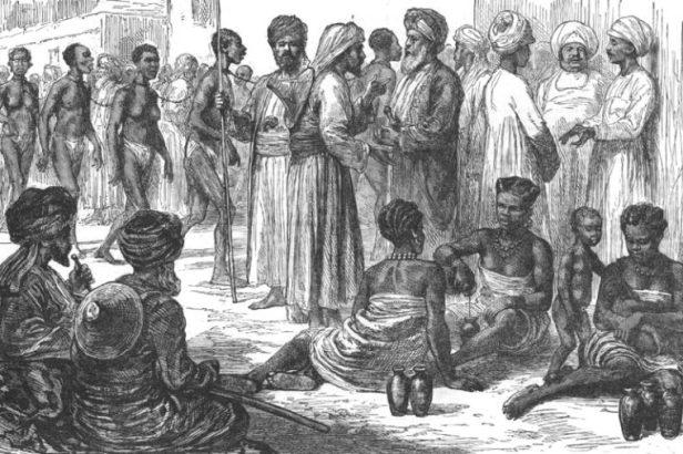 arabes esclavizan africanos