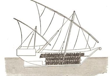 barco negrero musulman