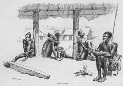 barracon de esclavos congo
