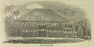 barracon esclavos sierra leona