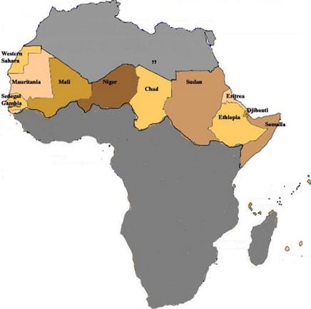 bilad al sudan