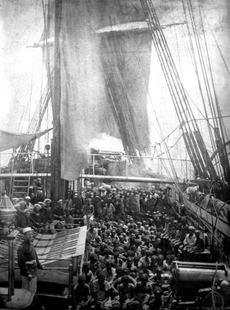 britanicos liberan esclavos zanzibar 1868