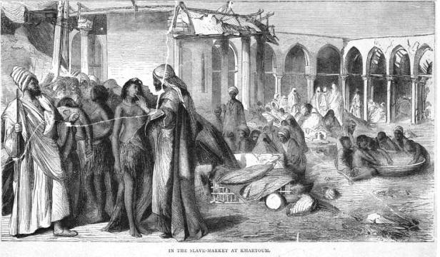 esclavas sexuales africanas arabes