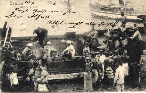 esclavos zanzibar