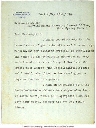 carta von hoffmann a laughlin