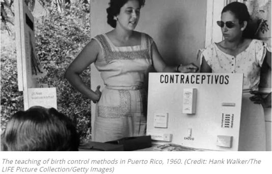 enseñando metodos anticonceptivos puerto rico
