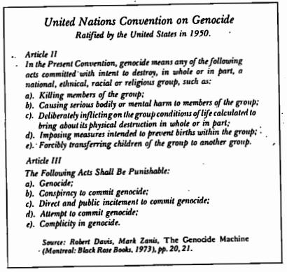 naciones unidas genocidio