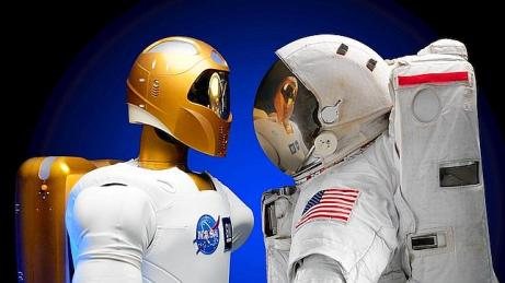 robots desplazan humanos