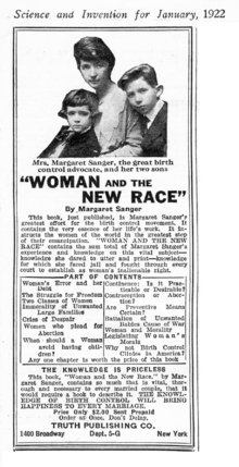 women and the new race